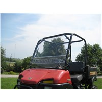 BUSH HOG TRAIL HUNTER AERO-VENT POLYCARBONATE WINDSHIELD