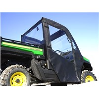 John Deere XUV 835 Soft Door Rear Window Combo