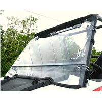 2015-2018 Polaris RZR 4 Electronic Flip-Up Windshield