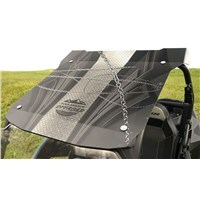 Polaris RZR 1000 XP UV Printed Polycarbonate 2 piece Roof Black Chain