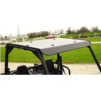 Polaris Ranger 150 Black Diamond Plate Roof