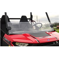 Polaris Ranger 150 Clear Half Windshield