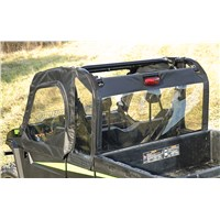 TEXTRON STAMPEDE SOFT DOOR REAR WINDOW COMBO