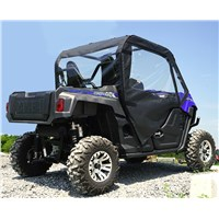 Yamaha Wolverine SOFT DOOR REAR WINDOW COMBO