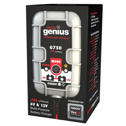 noco genius g750 battery charger manual