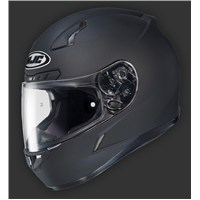HJC CL-17 Full Face Helmet Matte Black