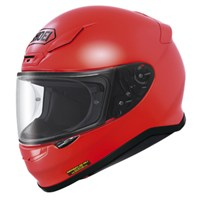 Shoei RF-1200 Shine Red Full Face Helmet