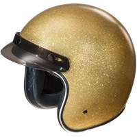 Fulmer Open Face V2 Helmet GOLD