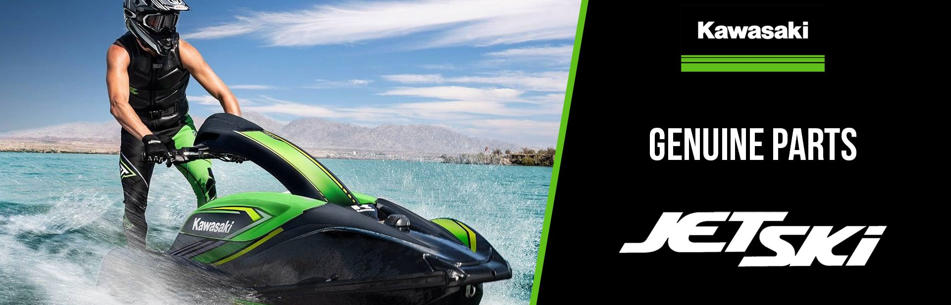 Find Genuine Parts for your Kawasaki Watercraft