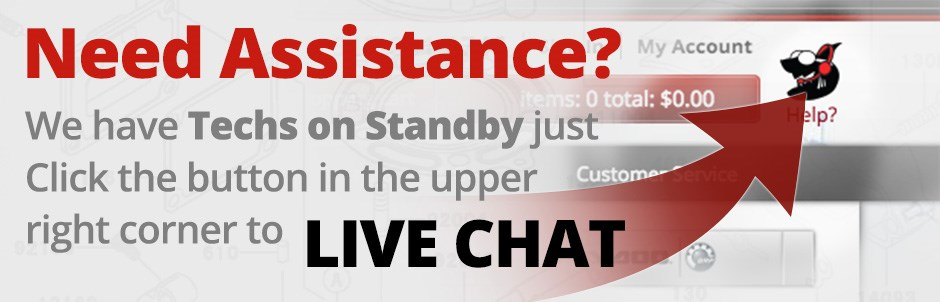 Get Help with Live Chat