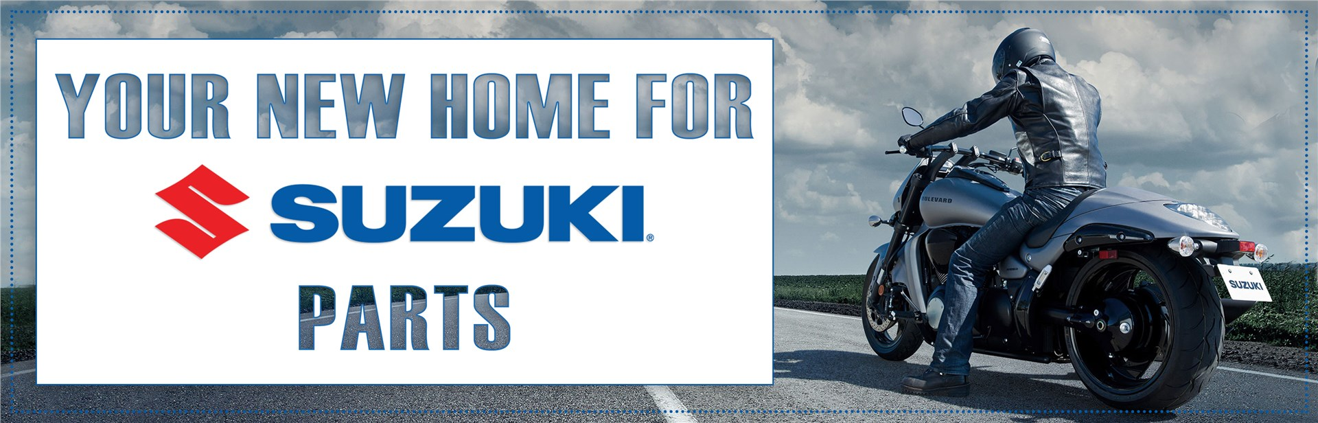 Now selling Suzuki