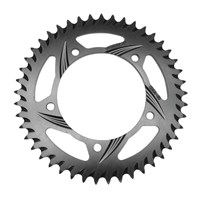 Vortex 520 Conversion - Rear Sprocket - Black - 47-Tooth