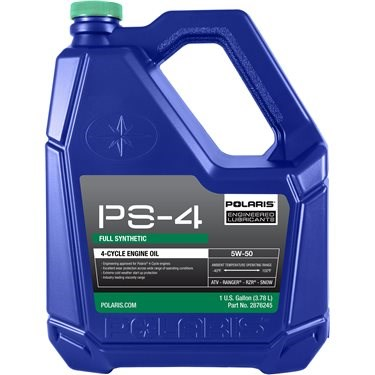 SPORTSMAN PS-4 PLUS SYNTHETIC ENGINE OIL