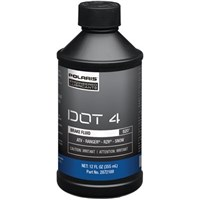 POLARIS BRAKE FLUID - DOT 4