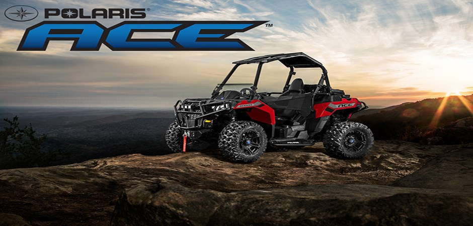 Polaris Ace ATV