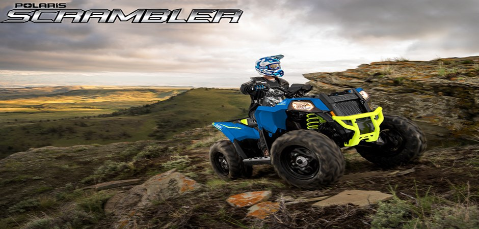 Polaris Scambler ATVs