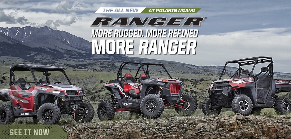 Polaris Ranger Miami Dealer