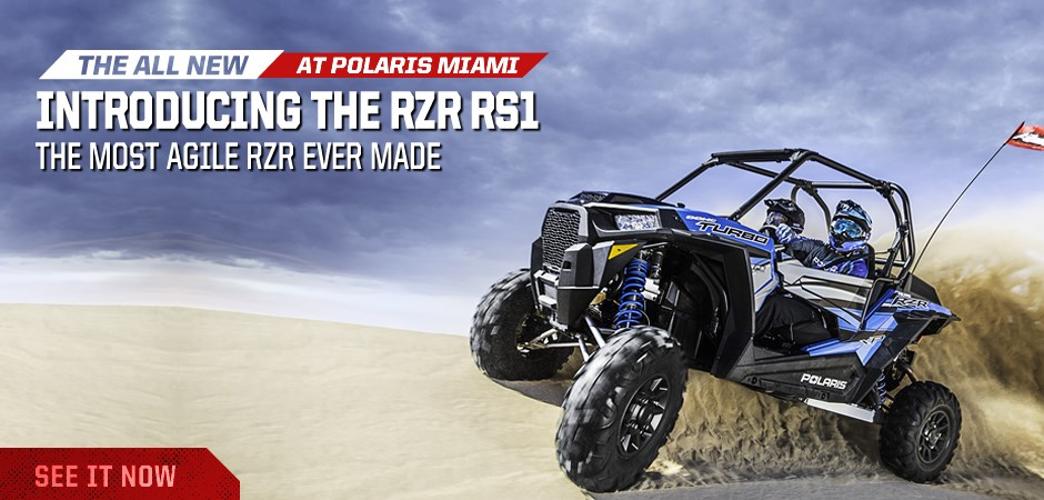 Polaris RZR Miami Dealer