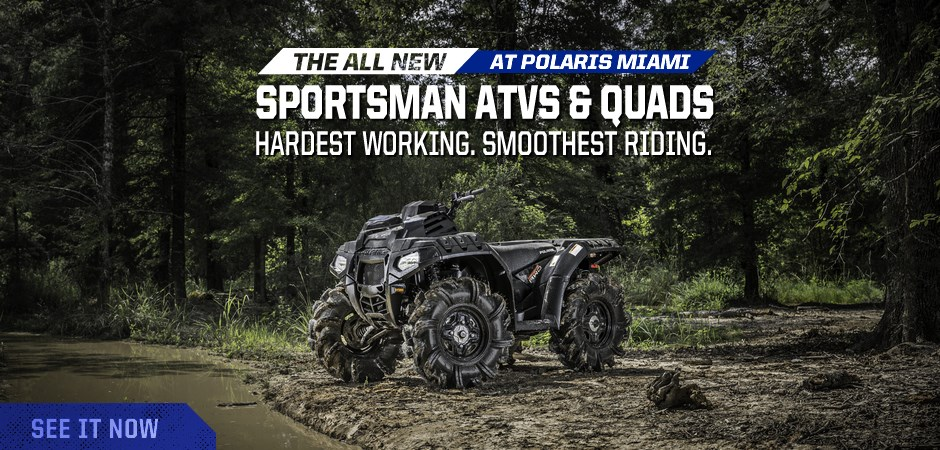Polaris Sportsman Miami Dealer
