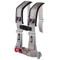 H Style Harness Grey 3""