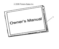 2008 Polaris TrailBlazer 330 Owners Manual