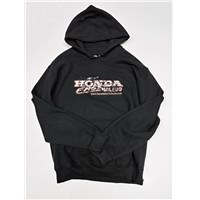 HONDA EAST HOODY -BLACK
