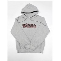 HONDA EAST HOODY - GREY
