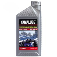 0W-30 Semi-Synthetic for Snowmobiles (32 oz.)