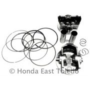 13001-0021 Kawasaki Piston Kit for 05-11 Brute Force 750 4x4 08-11 Teryx 750 4x4