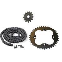 Chain & Front 13 + Rear 38 Sprocket Kit Honda TRX450R TRX450 TRX 450R 450ER