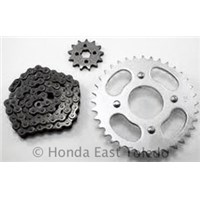CHAIN AND SPROCKET KIT 85-03 XR80R 04-09 CRF80F XR CRF SPROCKETS