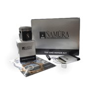 NAMURA .020 TOP END KIT 87-06 YFZ350 BANSHEE 1987-2006 PISTONS GASKETS 64.50MM