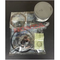 NAMURA TOP END KIT KEF300 LAKOTA KLF300 KVF300 PRAIRIE PISTON 76.00MM GASKETS
