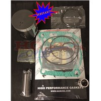 NAMURA TOP END KIT 2001 RM250 01 RM 250 PISTON GASKET 66.40MM RM