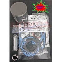 NAMURA TOP END KIT STD 00-02 KTM250SX 00-03 KTM250EXC PISTON GASKETS 66.34mm