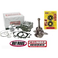 Cylinder Works 770 Big Bore Kit & +5mm Stroker Crank Kit Yamaha RaPtor 700