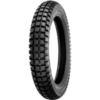 SHINKO 255 TRIALS REAR TIRE