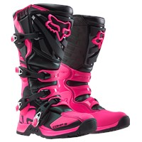 COMP 5 YOUTH BOOT [BLK/PNK]