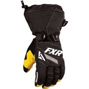 FXR CX GLOVE BLACK MEDIUM 15607.10010