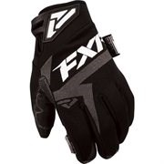 FXR ATTACK INSULATED GLOVE BLACK OPS MEDIUM 170801-1010-10