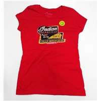 INDIAN MOTORCYCLE OF TOLEDO DESTINATION TEE- LADIES