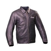 INDIAN MOTORCYCLE CLASSIC LEATHER JACKET - LARGE