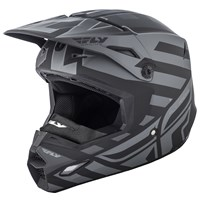 Elite Interlace Cold Weather Helmet Matte Grey/Black