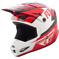 Elite Guild Helmet Red/White/Black
