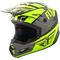 Elite Guild Helmet Hi-Vis/Grey/Black