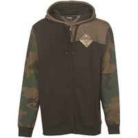 Patch Hoodie Camo