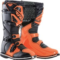 Maverik Boot Orange