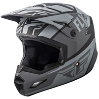 Elite Guild Helmet Matte Grey/Charcoal/Black