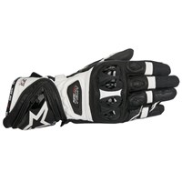 Alpinestars Supertech Gloves Black/White