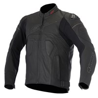 Alpinestars Core Airflow Leather Jacket Black